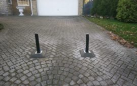 bollard installation southend on sea